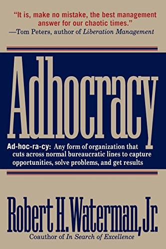 Adhocracy: The Power to Change