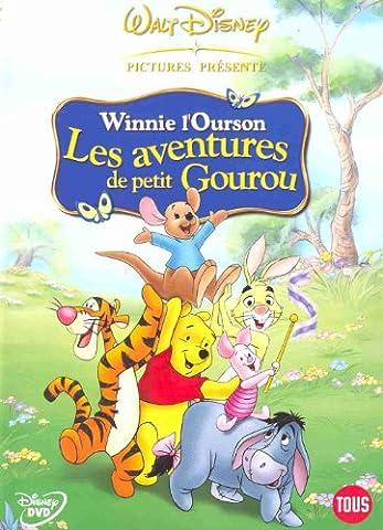 Winnie L'Ourson - Les Aventures De Petit Gourou [Import belge]