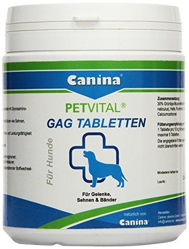 Canina Petvital Gag Tabletten, 1er Pack (1 x 0.6 kg)
