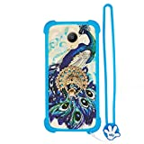 Case for elephone p25 Case Silicone border + PC hard