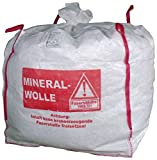 Mineralwollsack, MiWo Sack, Big Bag 135 x 135 x 130 cm