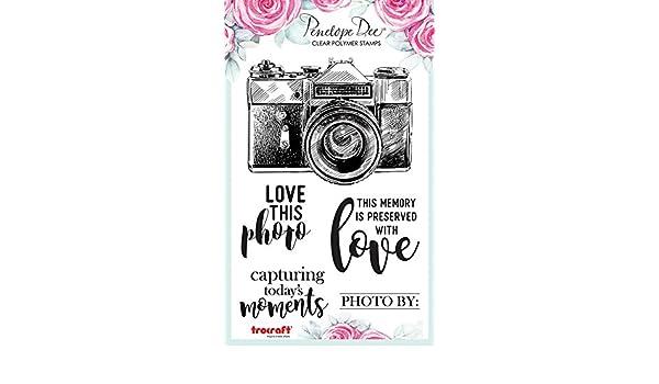 Photogenic Stamp-Camera