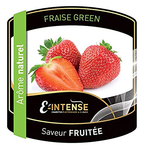 Pack decouvert 6 x 10 ml ( fraise - doubles