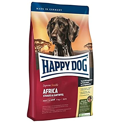 Happy Dog Cibo Secco per Cane Adulto Supreme Africa – 300 gr