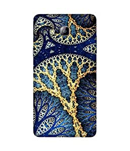 Blue Print Samsung Galaxy On5 Case