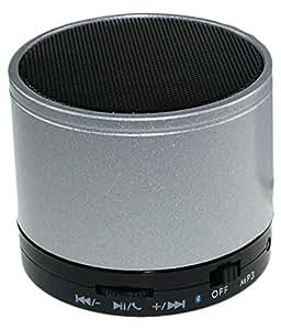 Portable Mini Bluetooth Wireless Speaker Compatible with Samsung Galaxy S5 (Multicolor)
