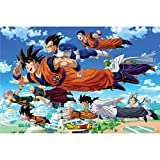 ABYstyle - Dragon Ball Super - Poster - Groupe Goku (91,5x61 cm)