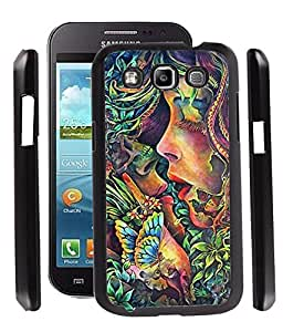 Aart Designer Luxurious Back Covers for Samsung Galaxy Quatrro + Digital LED Watches Unisex Silicone Rubber Touch Screen by Aart Store.