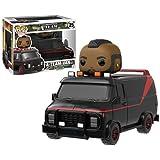 A-Team Van with B.A. Baracus Pop! Vinyl Vehicle by A-Team