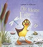 Die kleine Ente: Lesen & fühlen