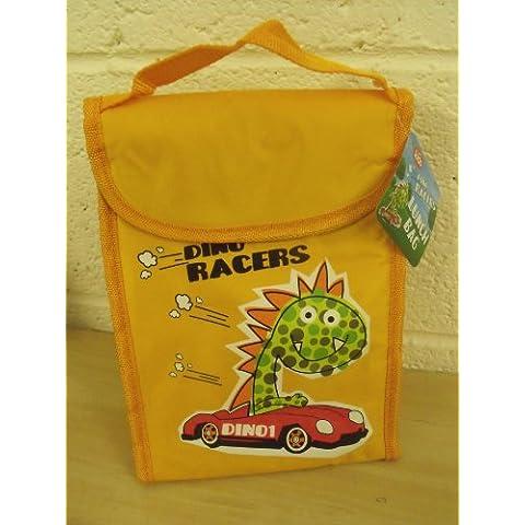 Royle niños - bolsa para el almuerzo para niños Dino Racers