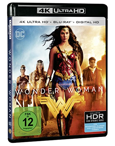 Wonder Woman – Ultra HD Blu-ray [4k + Blu-ray Disc] - 2