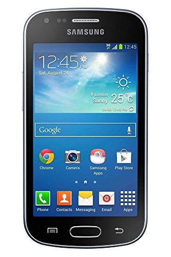 Samsung S7580 Galaxy Trend Plus Smartphone, 4 GB, Nero [Italia]
