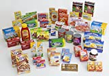 Polly Set für den Kaufladen | 50 Teiliges Zubehör für den Kaufmannsladen | Einkaufsladen Spielzeug