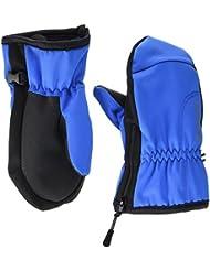 Degré 7 Kid Starz Moufles de Ski Mixte Enfant, Bleu, FR : 6-8 Ans (Taille Fabricant : 6/8)