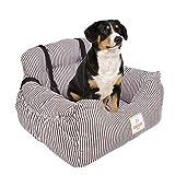BO&CHAO Hundesitz, Autositz für Hunde, Haustier-Autositz, geeignet für alle Arten von Autos, multifunktionales Hundebett
