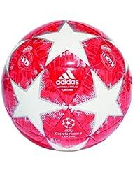 adidas Finale18Rm Cpt Balón, Hombre, (Plamet/Correa/rojviv), ...