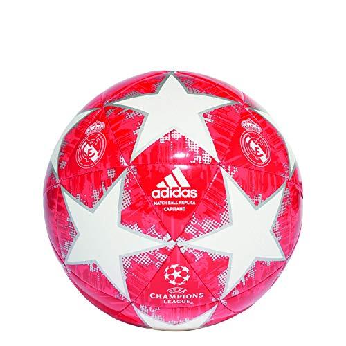 Adidas Finale 18Real Madrid Capitano–Balón de fútbol