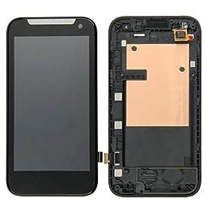 Ersatzteile, iPartsBuy LCD-Screen + Touch Screen Digitizer Assembly mit Rahmen für HTC Desire 310 (Einzelkarte)