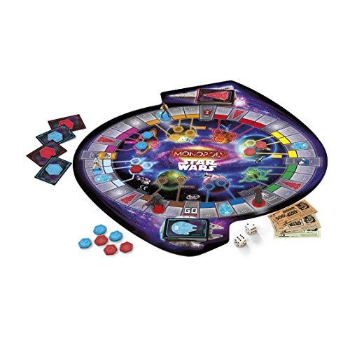 Star Monopoly-spiel Wars (Monopoly Star Wars Spiel)