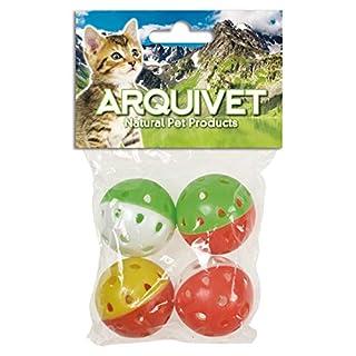 Arquivet 8435117842793-Ball Jingle Bell 4.5Cm