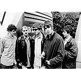 "Oasis 21Liam Gallagher Noel Gallagher Paul ""Holzkopf"" Arthurs Paul ""Guigsy McGuigan toller Rock Metal Album Cover Design Musik Band beste Foto Bild Einzigartige Print A3Poster"