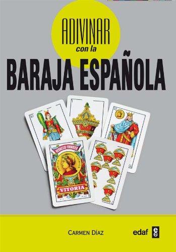 El arte de adivinar con la baraja española (Tabla de ...