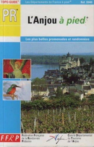 L'Anjou à pied par Guide FFRP