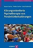 Klärungsorientierte Psychotherapie von Persönlichkeitsstörungen (Amazon.de)