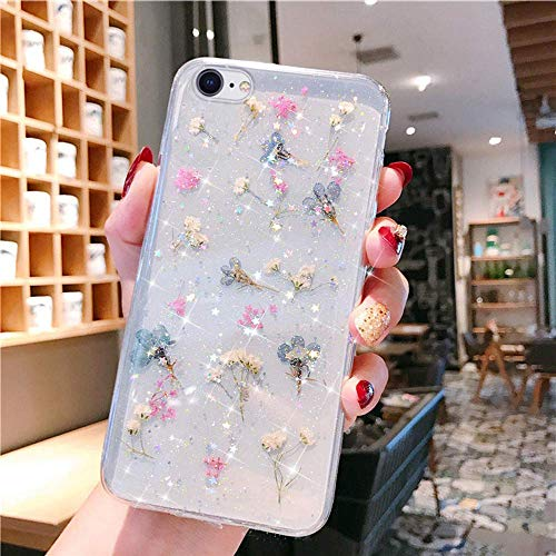Robinsoni Funda Compatible iPhone 7 Funda TPU Silicona