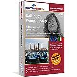 Sprachenlernen24.de Italienisch-Komplettpaket (Sprachkurs): DVD-ROM für Windows/Linux/Mac OS X inkl. integrierter Sprachausgabe mit über 5700 Vokabeln und Redewendungen
