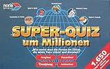 Noris Spiele Super-Quiz um Millionen - 1650 Fragen