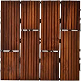 ARS Home Fittings-Wood (DECKWOOD-BRICK,BrownColour)