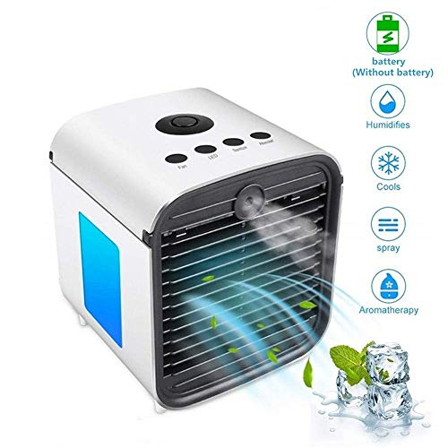frgsdxjgtk Mobile Air Conditioners Portable Air Coolers Air Conditioner Air Coolers, Air Purifier Mini Indoor Fan, Indoors, Kitchen, Outdoors.