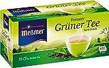 Meßmer Grüner Tee, 12er Pack (12 x 25 x 1,75 g Schale)