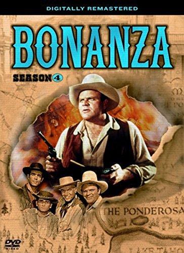 Bonanza - Season 4 (Neuauflage) (8 DVDs)