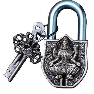 Goddess Lakashmi Pad lock for Décor by Aakrati