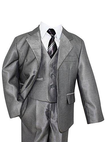 Kostüm Hochzeit Kinder grau Kostüm Jungen Kommunion–Produkt Gespeichert und verschickt Schnell seit Frankreich, Grau (Frankreich Kostüm Für Jungen)