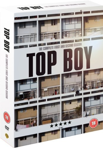 Top Boy (Complete Seasons 1 & 2) - 4-DVD Box Set ( Top Boy - Seasons One and Two ) [ NON-USA FORMAT, PAL, Reg.2 Import - United Kingdom ]