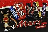 Mars Medium Selection Box, 181 g - Pack of 8