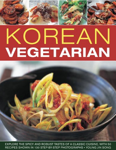Korean Vegetarian Cover Image