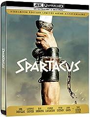 Spartacus [Édition 60ème anniversaire-4K Ultra HD + Blu-Ray-Boîtier SteelBook]
