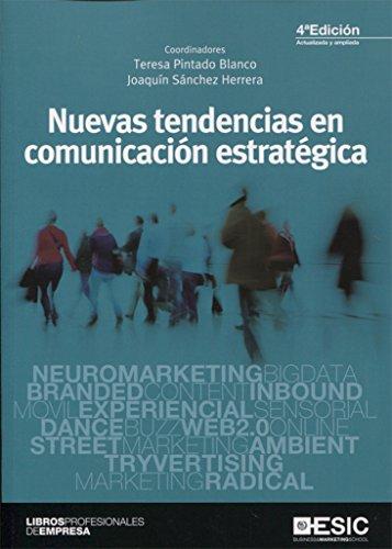NUEVAS TENDENCIAS EN COMUNICACION ESTRATEGICA 4'ED