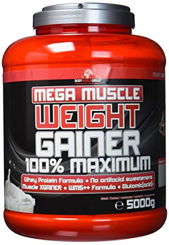 BWG Mega Muscle Weight-Gainer