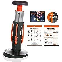 Appareil de musculation Squat Magic par New Image - Unisexe - Pour muscler le bas du corps - Avec DVD d'entraînement (français non garanti)
