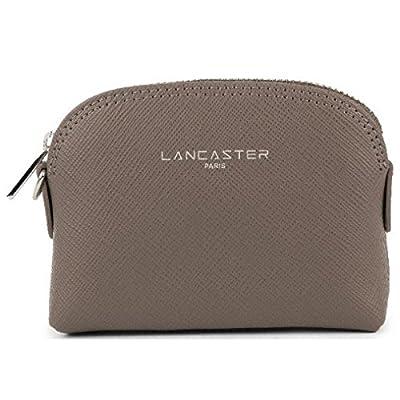 LANCASTER - Porte monnaie en cuir Adèle LANCASTER - Vison