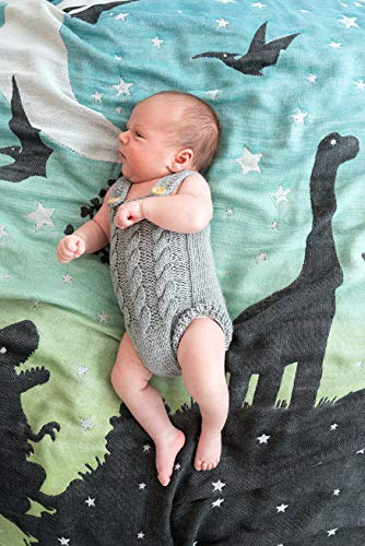KOKADI BabyDecke - Noah im Dinoland