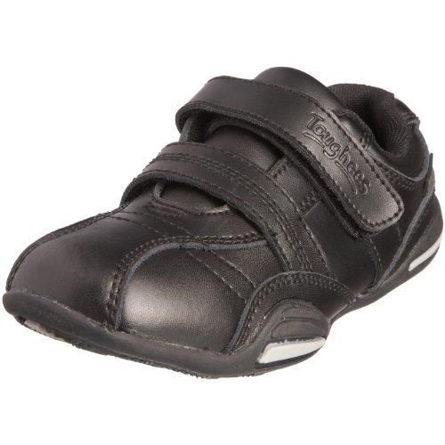 Toughees Shoes  Herbie Velcro,  Jungen Schule Schwarz