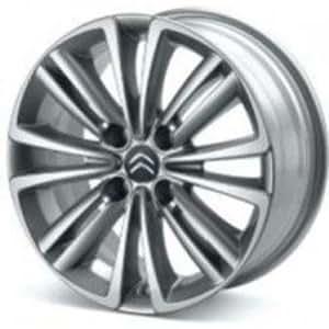Citroen - Jeu De Quatres Jantes Aluminium Darwin 16 Citroen Ds4