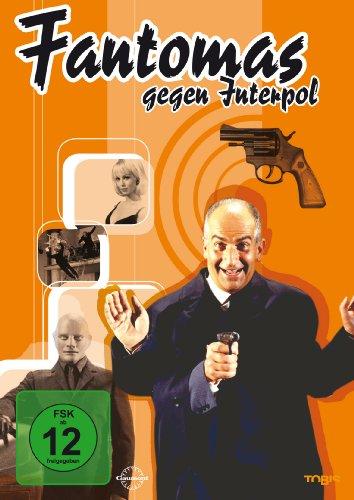 Bild von Fantomas gegen Interpol